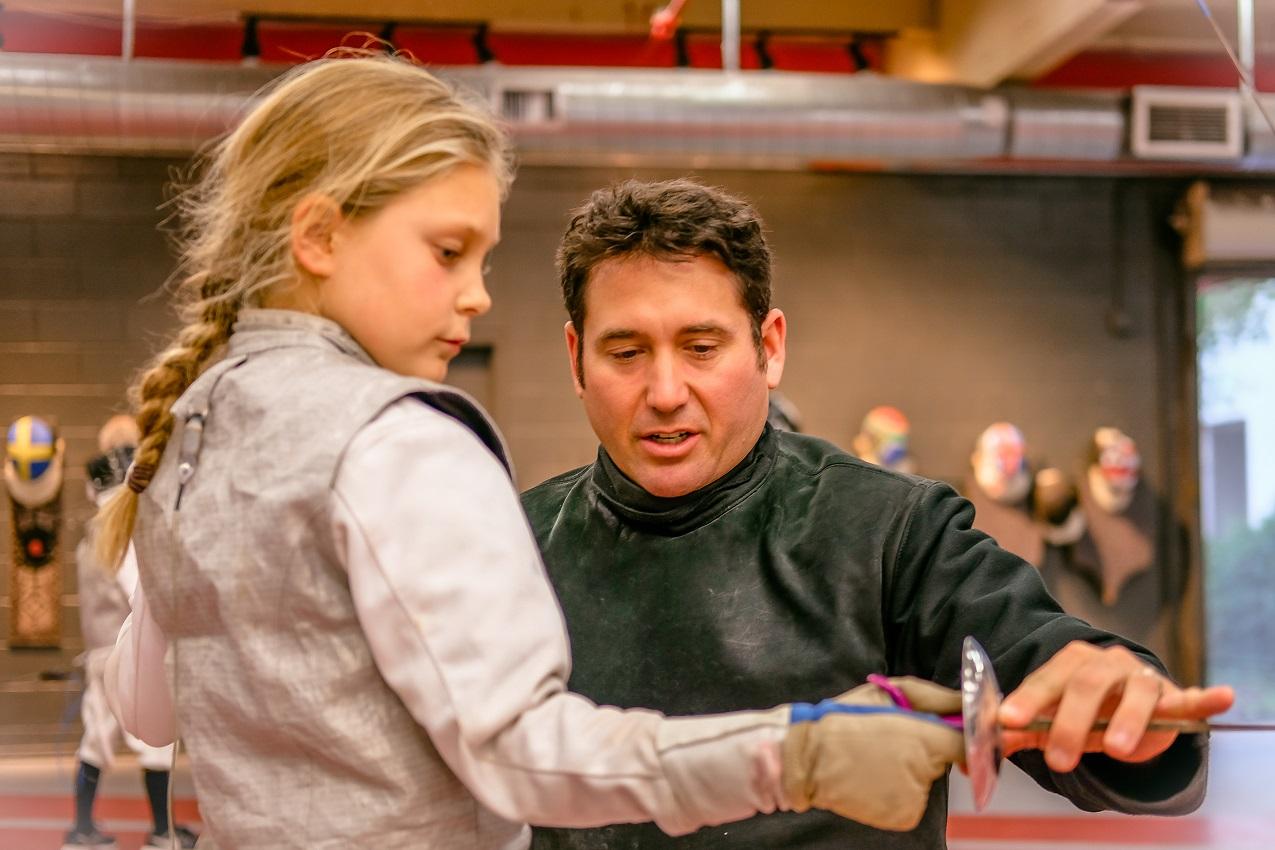 San Diego's Largest Fencing Club